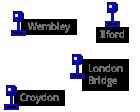 London area