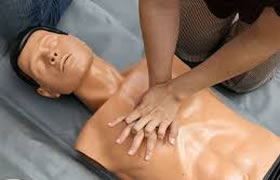 Train in Emergency first aid (HSE Approved) at the same time as your traffic marshal course